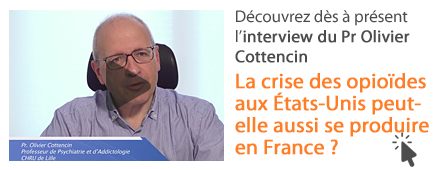 Interview du Pr Olivier Cottencin