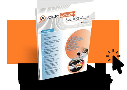 Addictoscope - La revue N°1